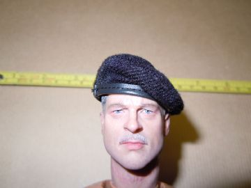DID - WW II - FRENCH RESISTANCE - PIERRE - Black Beret